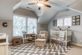 Nursery Area Rugs Baby Room by Herringbone Rug Nursery Traditional With Area Rug Armchair Baby