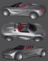 porsche supercar concept porsche 913 spyder concept