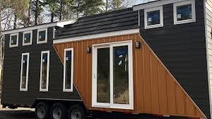 amazing tiny homes trinity amazing tiny house on wheels from al tiny homes youtube