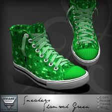 Shamrock Green Shamrock Sneakers Viviane U0027s Fashion Blog
