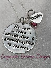 grandmother gift grandmother granddaughter gift is forever