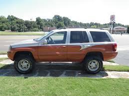 silver jeep grand cherokee 2000 jeep grand cherokee silver orange 5207