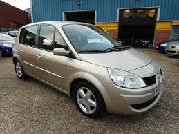 renault scenic 2007 used renault scenic 2007 for sale motors co uk