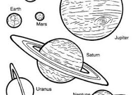 planet coloring pages coloring4free