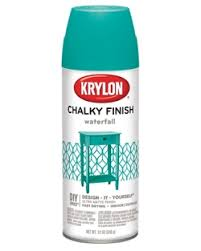 chalky finish paint krylon