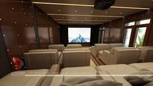 home theatre interiors 3d designing interiors rendering