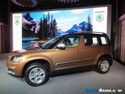 skoda yeti 2014 2014 skoda yeti facelift launched priced from rs 18 99 lakhs