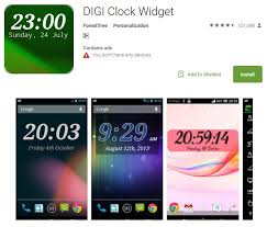 best clock widget for android 10 best free clock widgets for android phones