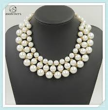 pearl necklace costume images Wholesale chinese pearl necklace costume jewelry handmade jpg