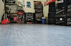 Garage Floor Tiles Cheap Grey Rubber Garage Floor Tiles Flooring Inexpensive Garage