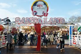 hyde park s santa land shopping in