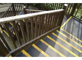 anti slip stair treads for outdoor wooden decks u0026 ramps