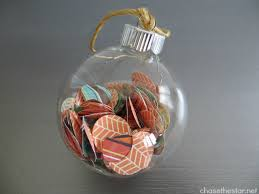 simple ideas for glass ornaments happiness is