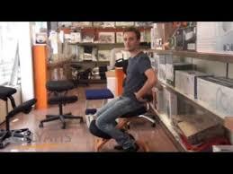 siege assis genou siège ergonomique assis genoux contre le mal de dos