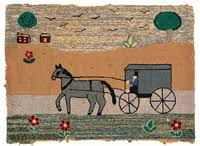 Rugs Lancaster Pa Hooked And Handsewn Rugs Of Southeastern Pennsylvania