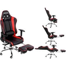 merax high back erogonomic racing style computer gaming office