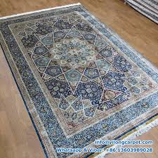 Silk Turkish Rugs 42 Best Turkish Knots Silk Carpet Images On Pinterest Carpets