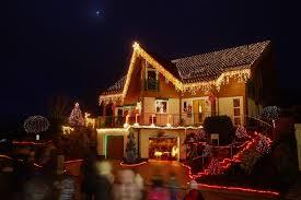 Christmas Lights Ditto Holiday Season Lights Up