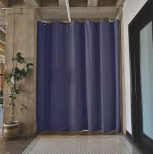 curtains ceiling divider 15 ft room divider sliding panel room