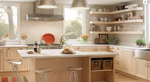 Open Shelving In Kitchen Ideas Small Kitchen Ideas 7 Tips To Make Small Kitchens Feel Bigger