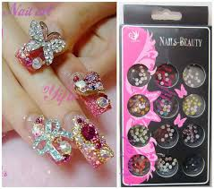 nail designs with rhinestones images choice image nail art designs