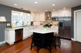 How To Design Your Kitchen Vision Builders How To Incorporate Bold Colors Into Your Kitchen