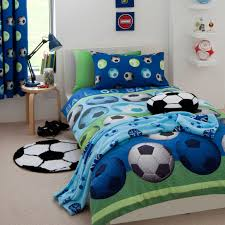 sport style how to create a football themed bedroom