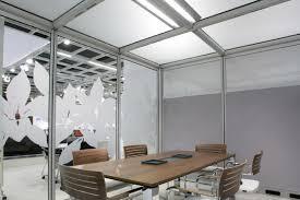 bureau paysager artdesign cabine de réunion concentration pour open space