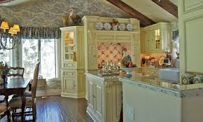 Decorating Ideas For Kitchen with 20 Ways To Create A French Country Kitchen