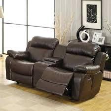 loveseat rocker recliner leather loveseat glider recliner alpine