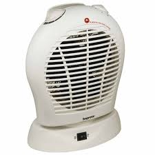 oscillating fan and heater oscillating fan heater with thermostat white jcpenney