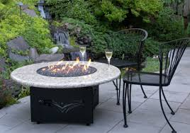 Patio Furniture With Gas Fire Pit by Rich U0027s For The Home Fire Pits