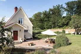 Swedish Farmhouse Plans by A Summer Cottage In Sweden Home Tour Lonny