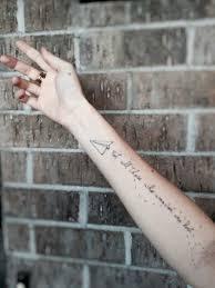 tatouage femme avant bras tatouage femme avant bras citation temporary tattoo pinterest
