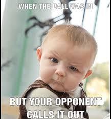Funny Tennis Memes - hastings tennis association