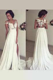 wedding dresses uk most popular garden outdoor wedding dresses 2017 okdress co uk