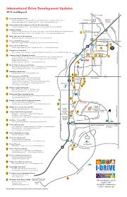 Orlando Premium Outlets Map by What U0027s New And What U0027s Next Around International Drive