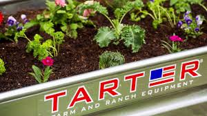 new tarter u0027s raised bed planters youtube