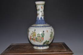 Chinese Antique Vases Markings Online Shop Old Chinese Qing Kangxi Year Antique Ceramic Five