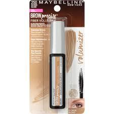 maybelline brow precise fiber volumizer brow mascara blonde 0 27