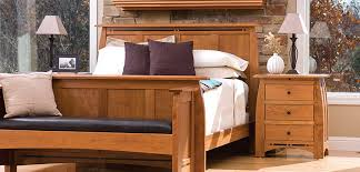 bedroom furniture from simply amish