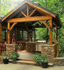 outdoor kitchen roof ideas awesome outdoor kitchens kitchens summer and patios
