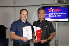 2016 yamaha marine oceania technician grand prix marlborough marine
