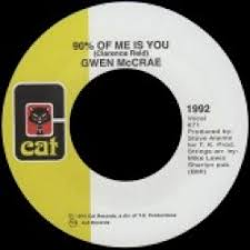 Rockin Chair Gwen Mccrae Gwen Mccrae 90 Percent Of Me Is You Cat Records Vinyl Records