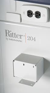 Ritter 204 Exam Table Gs Exam Light Iv Bracket For Ritter 204 222 223 Tables Dufort