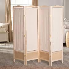 tranquility wooden shutter room divider hayneedle