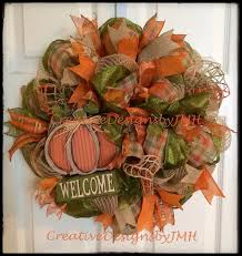 Thanksgiving Deco Mesh Wreaths 25 Best Wreaths Images On Pinterest Spring Wreaths Deco Mesh