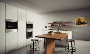 bar in kitchen ideas 20 sleek kitchen designs with a beautiful simplicity