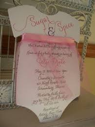 sugar and spice baby shower baby shower invitation cards sugar and spice baby shower