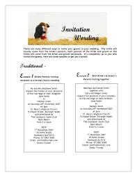formal invitation wording sle invitation in tamil luxury sle wedding invitation